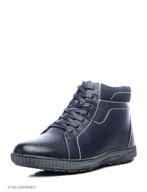 Kari | Мужские Чёрные Ботинки