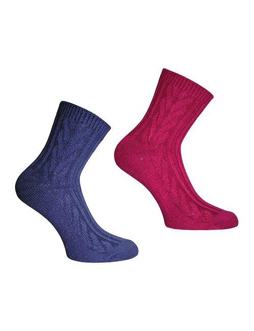 Master Socks | Женские Синие Носки