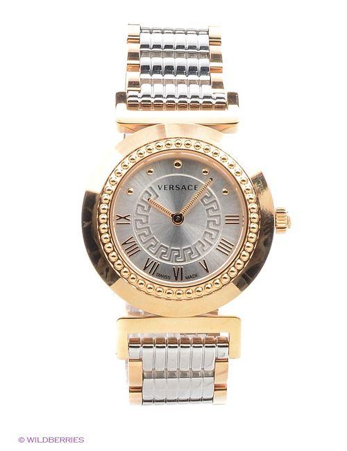 Versace | Женские Серебристые Часы