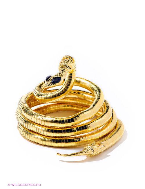 Lovely Jewelry | Женские Золотистые Браслеты