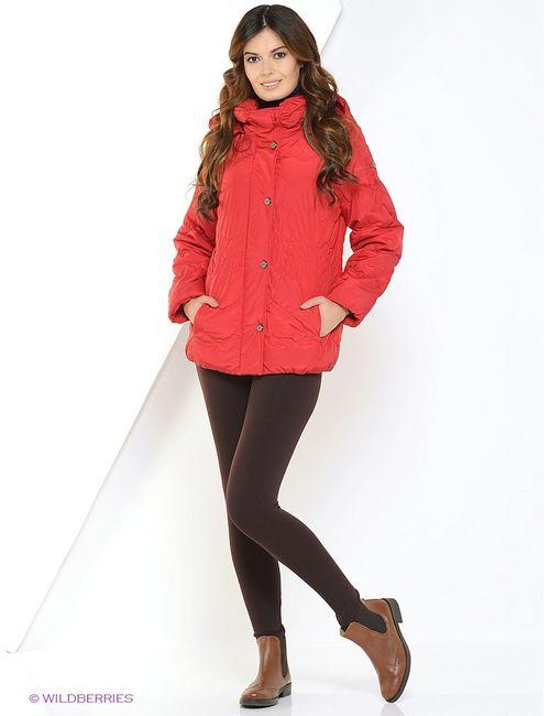 DIXI CoAT   Женские Красные Куртки