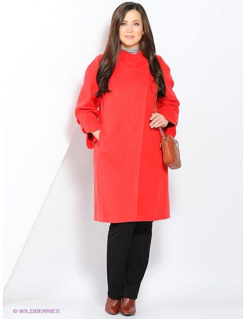 Electrastyle | Женское Красное Пальто