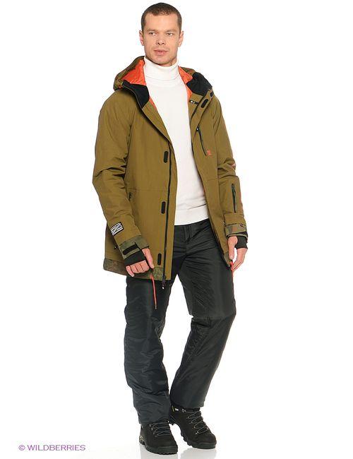 Dcshoes | Мужские Зелёные Куртки Dc Shoes