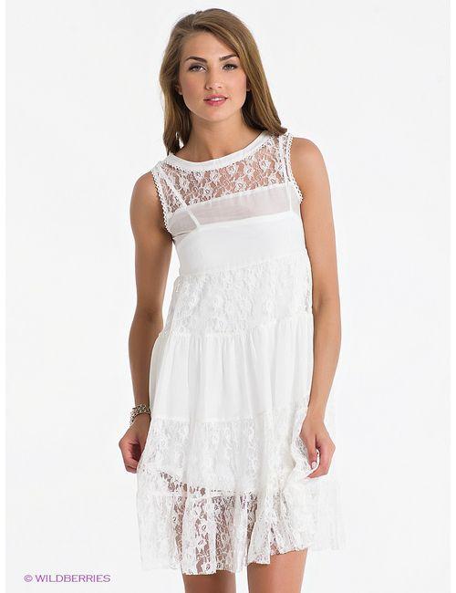 Relish   Женские Белые Платья