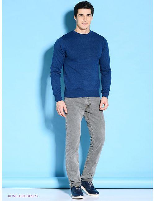 E-Bound by Earth Bound | Мужские Синие Пуловеры