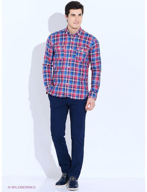 Angelo Bonetti | Мужские Синие Рубашки