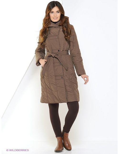DIXI CoAT | Женские Коричневые Куртки