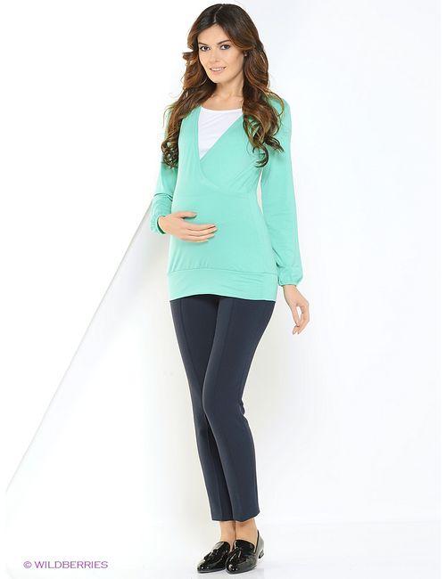 Mum`s Era   Женские Зелёные Блузки