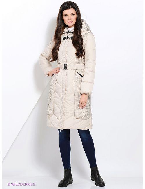 DizzyWay | Женское Молочное Пальто