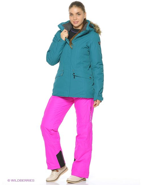 Icepeak | Женские Зелёные Куртки