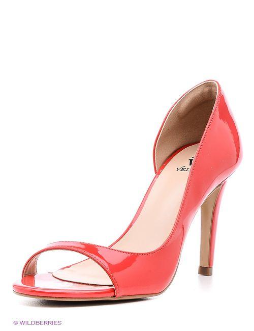 Velvet | Женские Красные Туфли