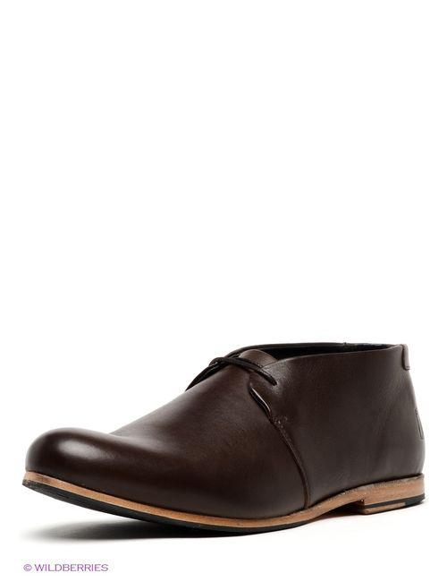 Shoe the Bear | Мужские Коричневые Ботинки