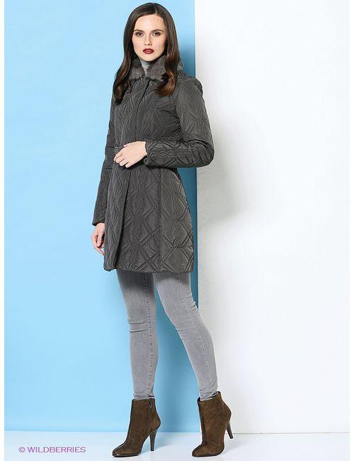 Trussardi | Женские Серебристые Куртки