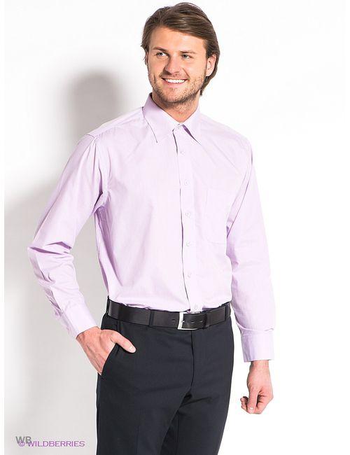 Maestro   Мужские Фиолетовые Рубашки