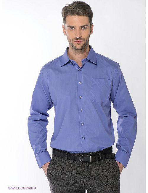 Maestro | Мужские Синие Рубашки