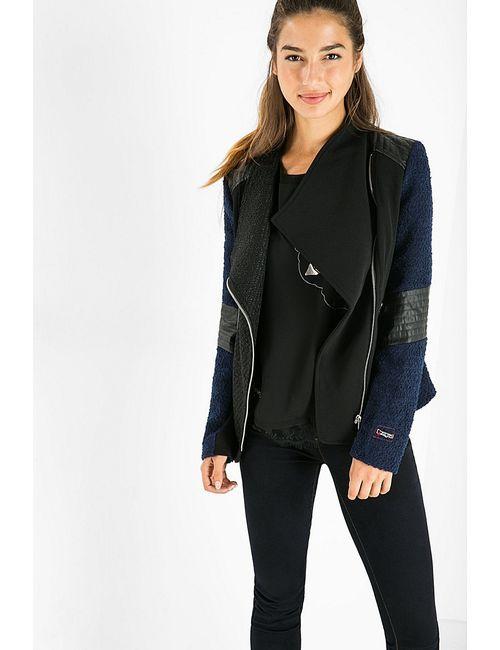 Desigual   Женские Синие Куртки