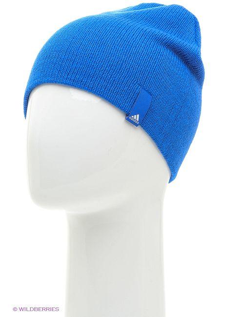 Adidas | Мужские Синие Шапки