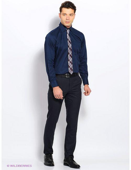 Conti Uomo | Мужские Синие Рубашки