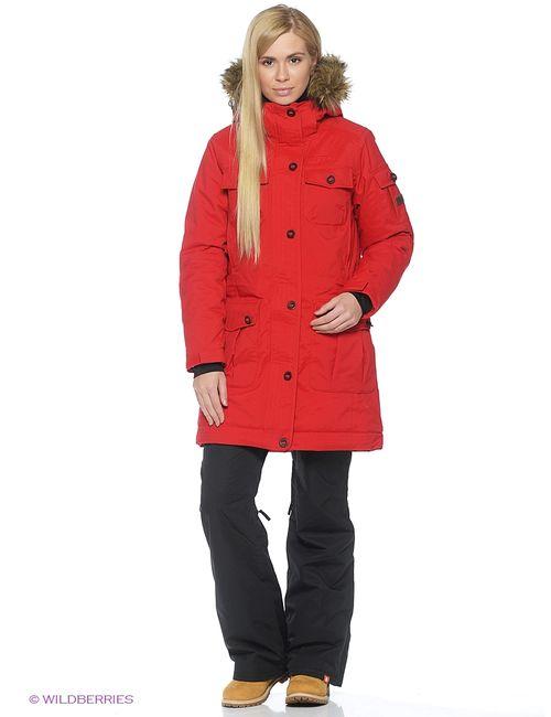 Tenson | Женские Красные Куртки