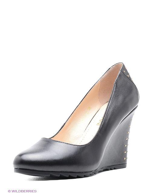 Covani | Женские Чёрные Туфли