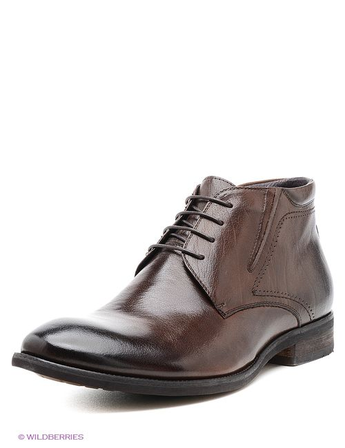 Premier. | Мужские Коричневые Ботинки