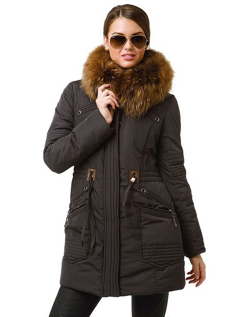 Clasna | Женские Серые Куртки