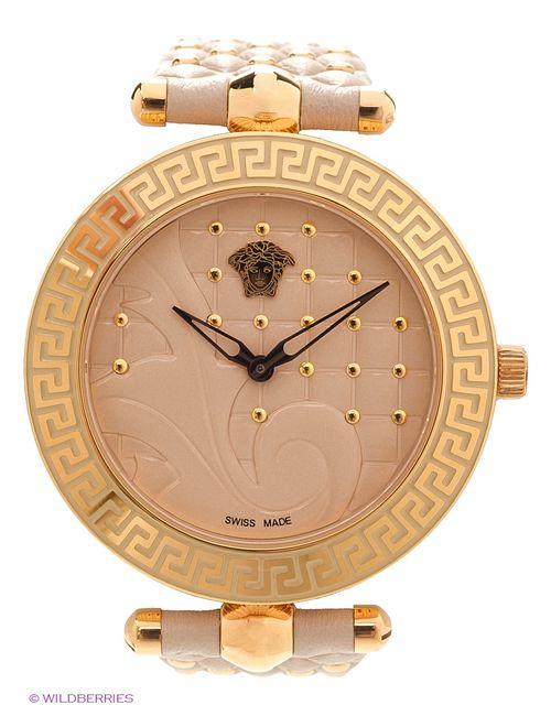 Versace   Женские Бежевые Часы