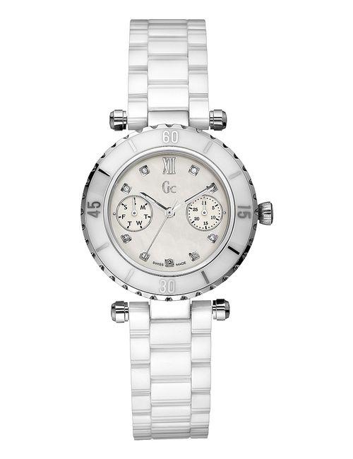 GC   Женские Белые Часы