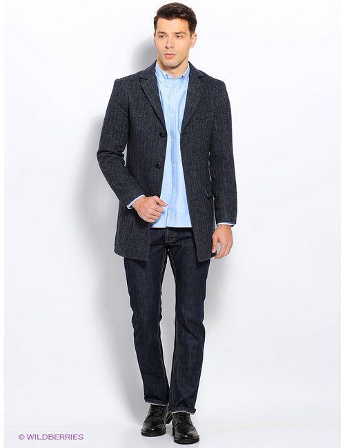 Пряник | Мужское Синее Пальто