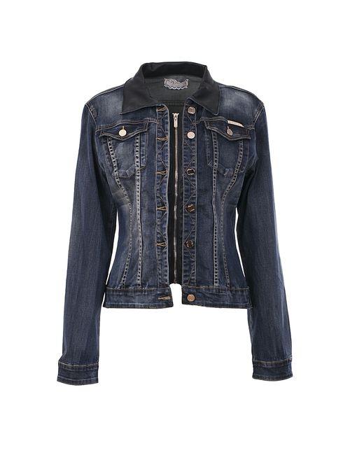 G.Sel | Женские Синие Куртки
