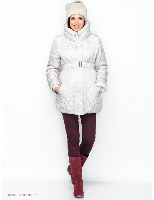 Mama Licious   Женские Серые Куртки
