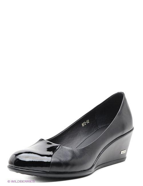 Francesco Donni | Женские Чёрные Туфли