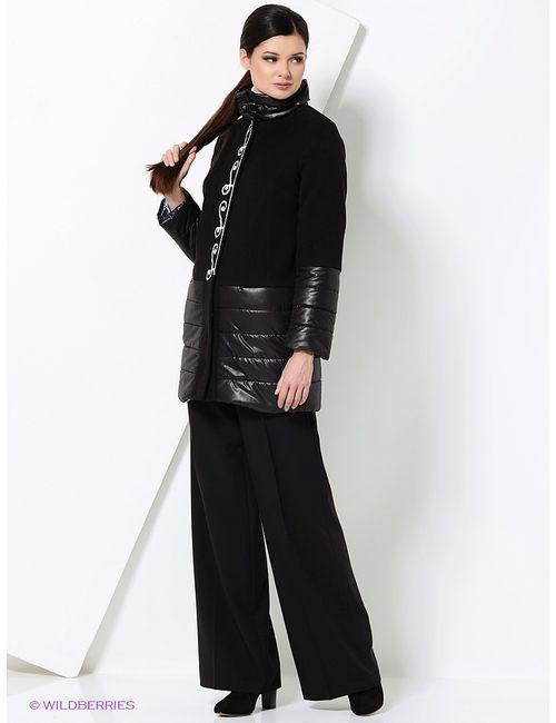 Amulet | Женское Чёрное Пальто