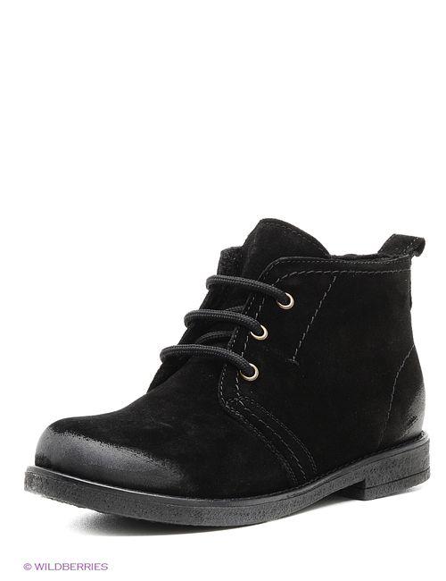 Velvet   Женские Чёрные Ботинки