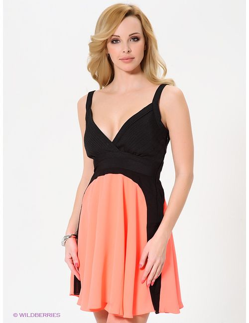 WOW Couture   Женские Розовые Платья