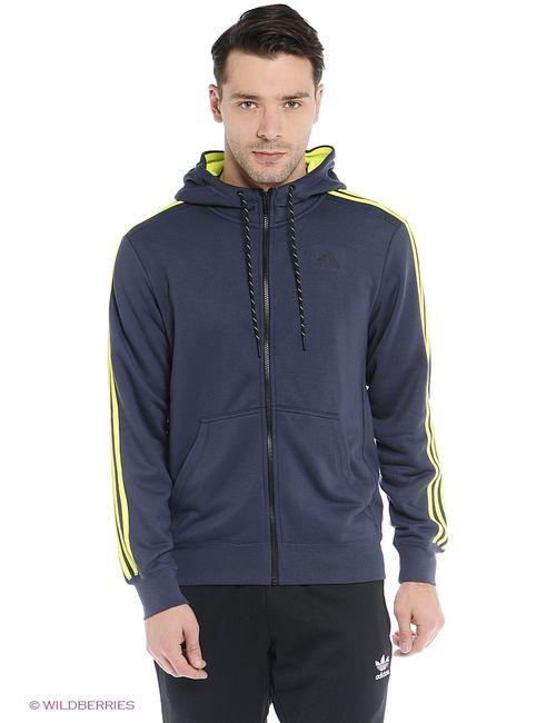 Adidas | Мужские Синие Джемперы