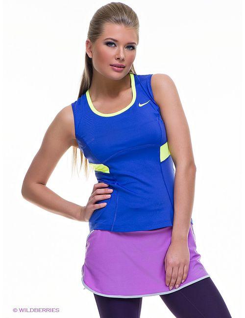 Nike | Женские Синие Топы