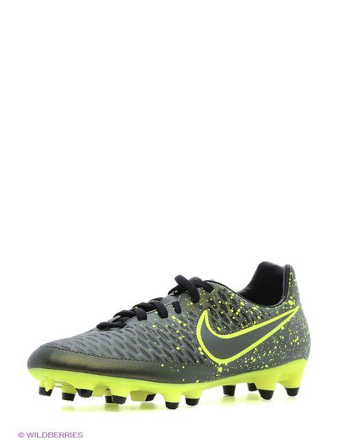 Nike   Мужские Зелёные Бутсы