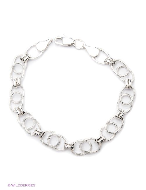 Art Silver | Женские Серебристые Ювелирные Браслеты