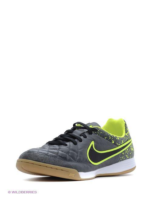 Nike | Мужские Чёрные Кеды