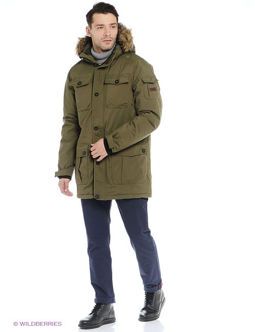 Tenson | Мужские Хаки Куртки