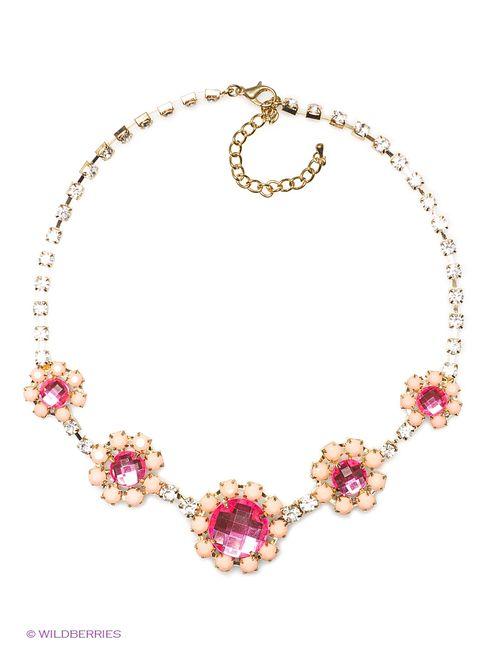 Lastoria | Женское Розовое Колье