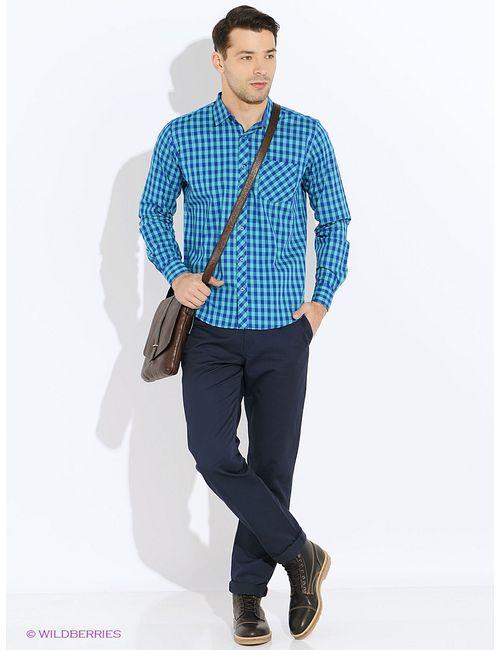 Hazard | Мужские Бирюзовые Рубашки
