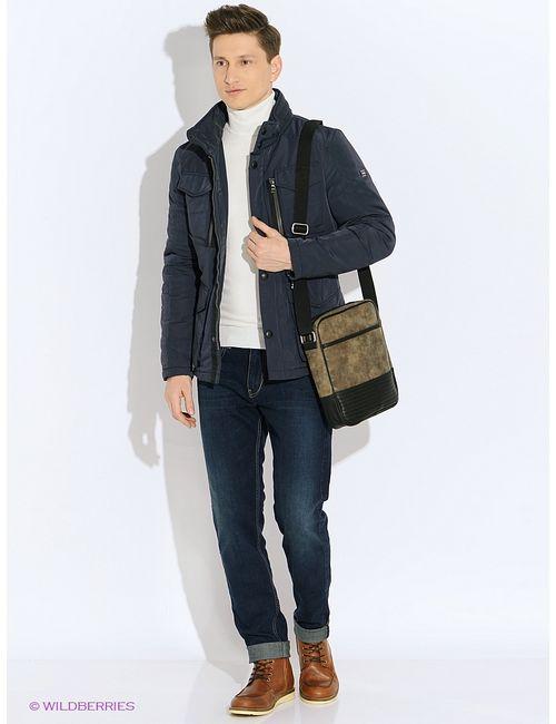 Guess | Мужские Синие Куртки