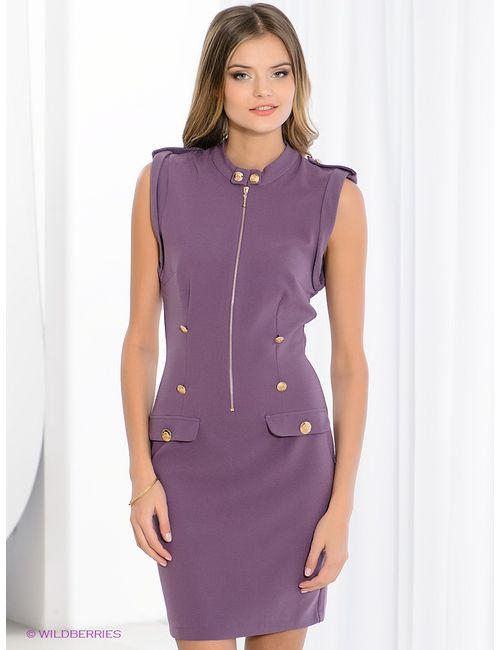 FRENCH HINT   Женские Фиолетовые Платья