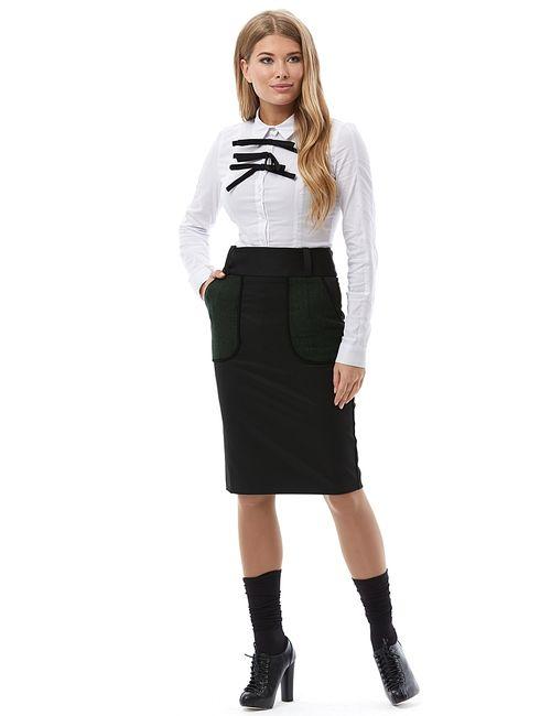 Gloss | Женские Чёрные Рубашки