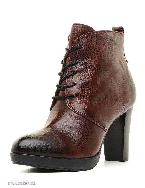 s.Oliver | Женские Красные Ботинки