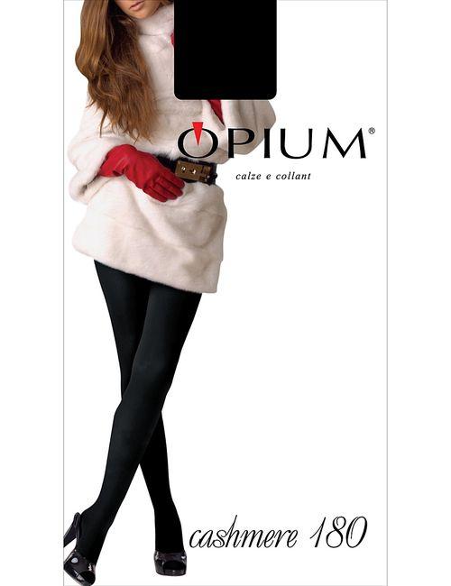 OPIUM | Женские Чёрные Колготки