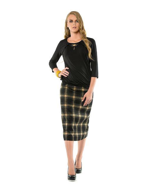 Helmidge | Женские Чёрные Блузки