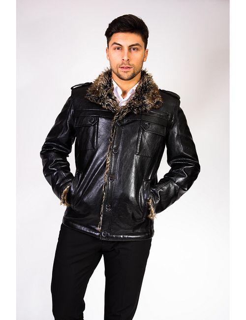 Berloga | Мужские Чёрные Куртки